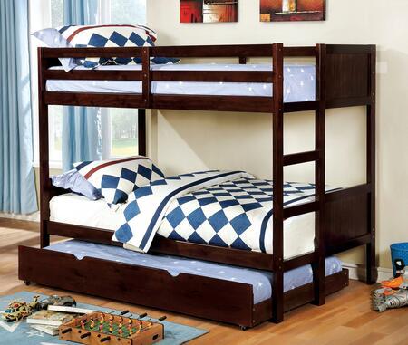 Furniture of America Annette CMBK619XBED Bed, 1