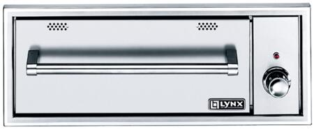 Lynx  L30WD Outdoor Warming Drawer Stainless Steel, 1