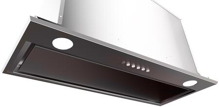 Faber  INLX28SS600B Range Hood Insert Stainless Steel, Main Image