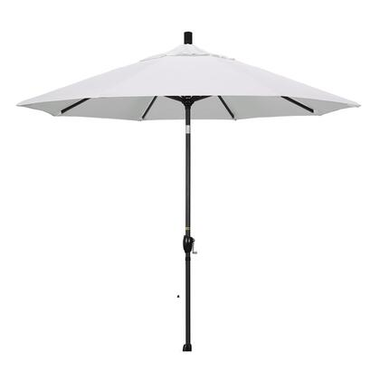 California Umbrella Pacific Trail GSPT908302SA04 Outdoor Umbrella White, GSPT908302 SA04