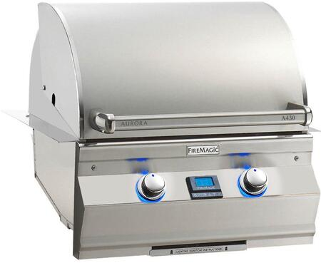 Fire Magic Aurora A430I5E1N Natural Gas Grill Stainless Steel, Main Image