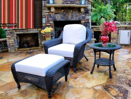 Tortuga Sea Pines LEXSTCO1TMONS Outdoor Patio Set Brown, LEXSTCO1TMONS Main Image