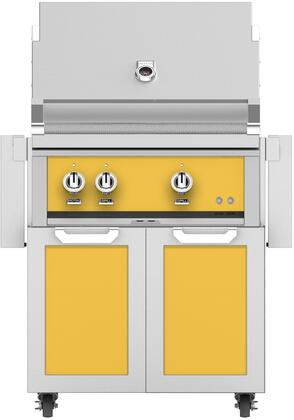 Hestan 852490 Grill Package Yellow, Main Image