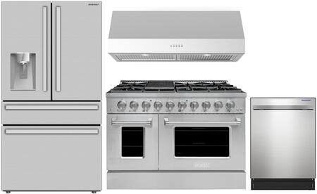 SHARP  1395836 Kitchen Appliance Package Stainless Steel, Main Image