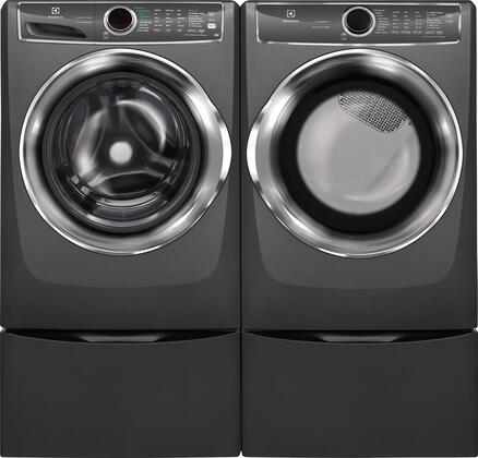 Electrolux  917807 Washer & Dryer Set Slate, 1