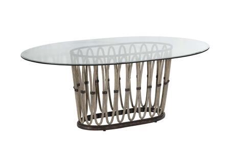 Kalco Belmont 800403FG Dining Room Table, 800403FG