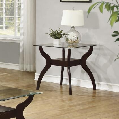 Coaster Ocassionals Table 704627 End Table Brown, 1