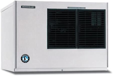 Hoshizaki KM Edge KML500MAJ Commercial Modular or Ice Machine Head Stainless Steel, Main Image