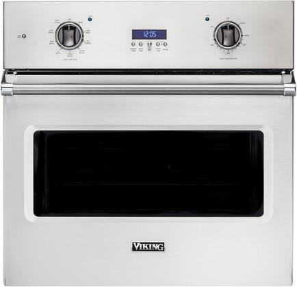 Viking 5 Series VSOE130SS Single Wall Oven Stainless Steel, Main Image