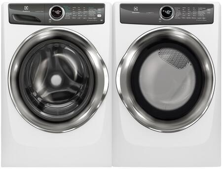 Electrolux  903993 Washer & Dryer Set White, 1