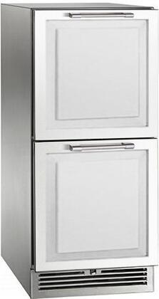 Perlick Signature HP15RO46L Drawer Refrigerator Panel Ready, HP15RO46L Outdoor Drawer Refrigerator