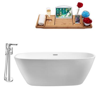 Streamline NH700120 Bath Tub, NH700 120 1T