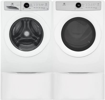 Electrolux  1178107 Washer & Dryer Set White, Main image