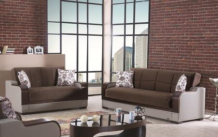Empire Furniture USA Texas 2 PC Set
