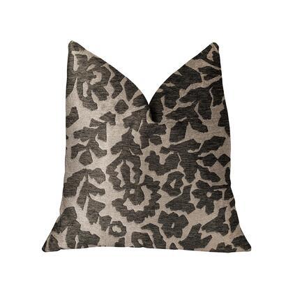 Plutus Brands Lustrous Leaves PBRA22652424DP Pillow, PBRA2265