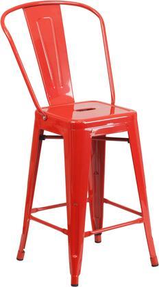 Flash Furniture CH3132024GBREDGG