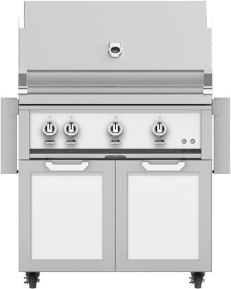 Hestan 851228 Grill Package White, Main Image