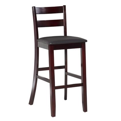 Linon 018667ESP Bar Stool, 1