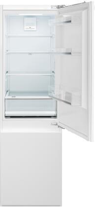 Bertazzoni Professional REF24PR Bottom Freezer Refrigerator Panel Ready, REF60BI Panel Ready Bottom Freezer Refrigerator