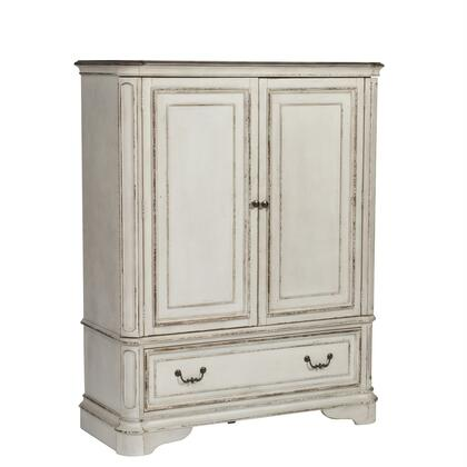 Liberty Furniture Magnolia Manor 244BR42 Chest of Drawer White, 244 br42 2