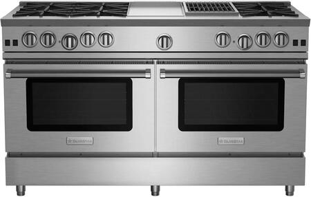 BlueStar RNB Series RNB606GCBV2 Freestanding Gas Range Stainless Steel, RNB606GCBV2 RNB Series Range