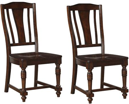 Acme Furniture Tanner 60832 Dining Room Chair Brown, Side Chair