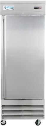 SS-1R-HC 29″ Solid Door Reach-In Refrigerator with 20.6 cu. ft. Total Capacity  Self Closing Door  Digital Temperature Controller  304 series