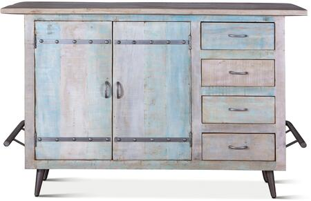 Cordoba Collection ZWCDB-BAR Bar in Teal