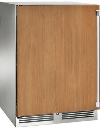 Perlick Signature HP24RS42LL Compact Refrigerator Panel Ready, Main Image