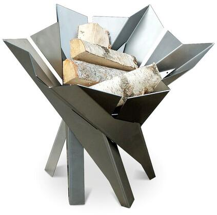Curonian Phoenix Blossom Q4WIAWNTQ7 Outdoor Fire Pit Stainless Steel, Main Image
