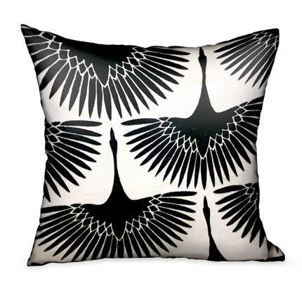 Plutus Brands Black Swan PBDU19112030DP Pillow, PBDU1911
