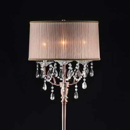 Furniture of America Cecelia L95126F Floor Lamp , l95126f
