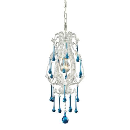 12003/1AQ Opulence 1-Lt Pendant in Antique