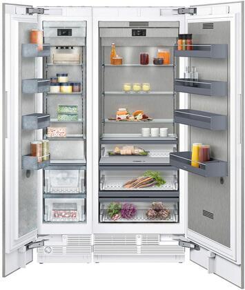 Gaggenau 400 Series 1383800 Column Refrigerator & Freezer Set Panel Ready, Main image