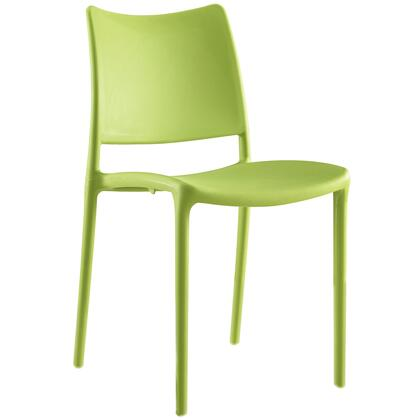 Modway Hipster EEI1703GRN Dining Room Chair Green, Image 1