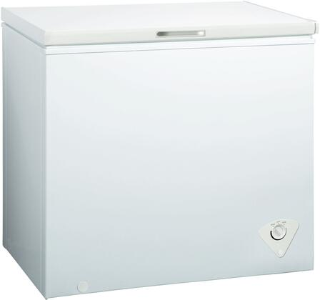 Midea WHS384C1 Chest Freezer White, Main Image