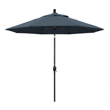 California Umbrella Pacific Trail GSPT908302SA52 Outdoor Umbrella Blue, GSPT908302 SA52