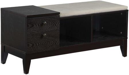 Acme Furniture Boyet 96770 Bench Brown, 1