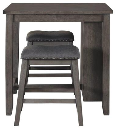Signature Design by Ashley Caitbrook D388113 Table Gray, Main View