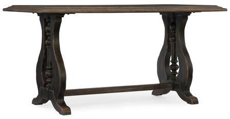 Hooker Furniture Hill Country 596010458MULTI Desk, Silo Image
