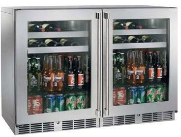 Perlick Signature 1443848 Beverage Center Stainless Steel, 1