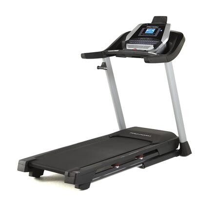 PFTL60916 505 CST Treadmill with 2.5 CHP Drive System Space Saver Design 5