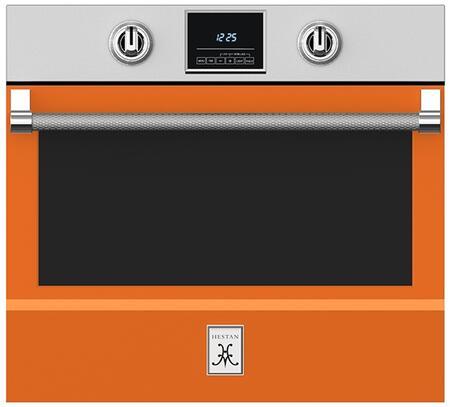 Hestan  KSO30OR Single Wall Oven Orange, 1