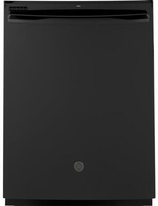GE  GDT605PGMBB Built-In Dishwasher Black, Main Image