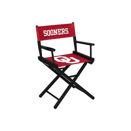 301-6007 University of Oklahoma Directors Chair - Table