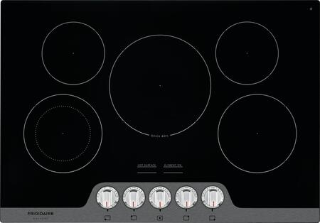 Frigidaire Gallery FGEC3068US Electric Cooktop Stainless Steel, FGEC3068US Frigidaire Gallery 30'' Electric Cooktop