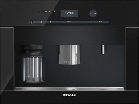 Miele  CVA6401OBSW Built-In Coffee System Black, Main Image