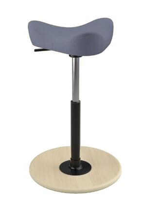 Varier Move Small MOVESMALL2700DINIMICA9058NATHIBLK Office Stool, Main Image