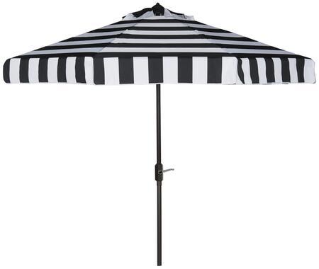 Safavieh  PAT8003A Outdoor Umbrella , pat8003a front