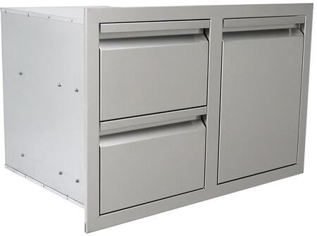 VDCL1 Valiant Series Dual Drawer / Propane Drawer